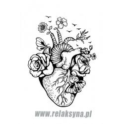 Grafika nr 6: Serce A3